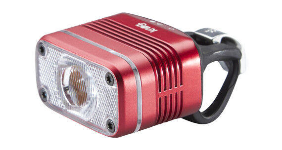 Knog Blinder Beam 220 Frontlicht StVZO weiße LED ruby